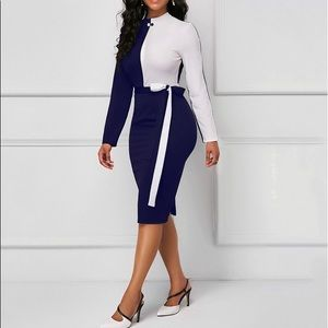 Ladies cute fashionable luxurious dress